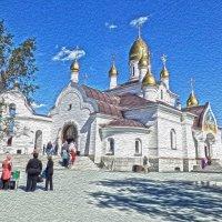 Храм :: Евгений Алябьев