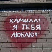 Признание :: Александр Земляной