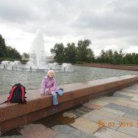 Фонтан в Парке Победы :: Мила