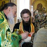 Крещение :: Игорь Воронков