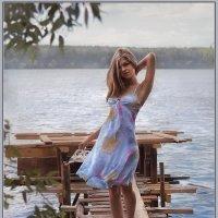 На мостике :: Елена Ерошевич