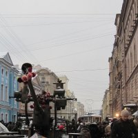 Улица жизни. :: Маера Урусова