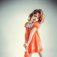Юные модели :: Есения Censored
