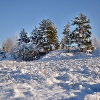 зима :: Александр Сергеев