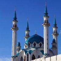 Казанская мечеть :: Владимир RD4HX Сёмушкин