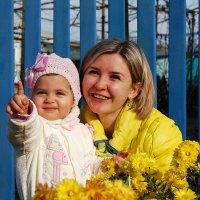 Детский взгляд :: Татьяна Бортовая