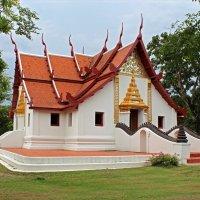Таиланд. Храм под Бангкоком :: Владимир Шибинский