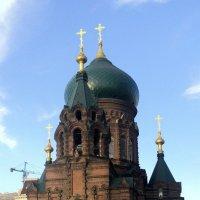 Софийский собор в Харбине :: Лилия Гиндулина