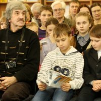 Зритель. :: Наталья Цветкова