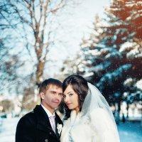 Зимняя свадьба v2 :: Дмитрий Катин