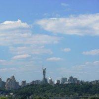 Подъезжая к Киеву :: Катерина (Psicho) Кутишевская
