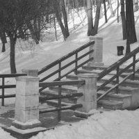 Лестница :: Stanis Yackovleff