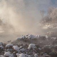 Туман над водой :: Олег Самотохин