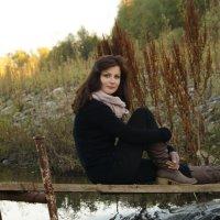 Осенняя прогулка :: Кристина Воробьева