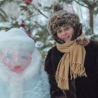 Две снегурочки :: Александр Вельц