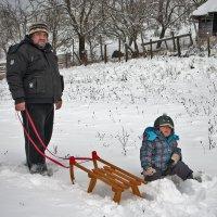 Наконец зима :: Olga Melnik