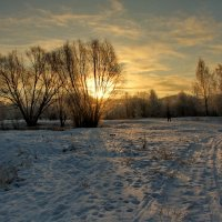 Солнце встает :: Татьяна Копосова