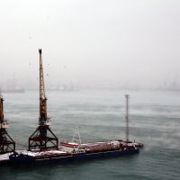 Морозная морская свежесть :: Серж Бакши