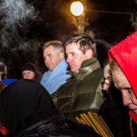 Асстахов крещение в Сибири :: Анатолий Брусенцов