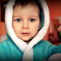 Маленький хорошка :: Светлана Носкова
