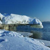 Зимняя панорама открытого пространства... :: Александр | Матвей БЕЛЫЙ