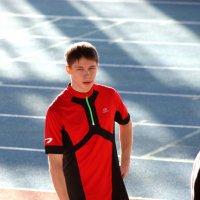 Спортсменом быть не просто :: Nata S