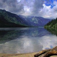 Озеро Бохини(Словения) :: михаил