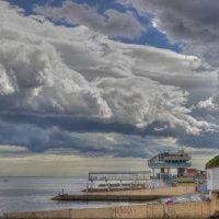 Сила природы - шторм :: Denis Aksenov