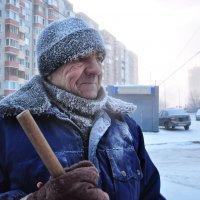 Тюменский дворник :: Artem72 Ilin