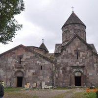 Главный храм монастыря Сурб Аствацацин (Пресвятой Богородицы) :: Manvel Babayan