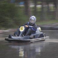 Дождевые гонки :: Игорь Жеребко