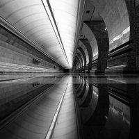 Геометрия метро :: Валерий Князькин