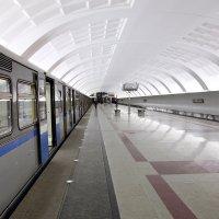 станция Митино :: Валерий Князькин