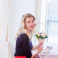 На юбилее :: Алена Шпинатова