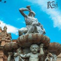 Ното - жемужина Сицилийского Барроко :: Творческая группа КИВИ