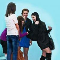 Маленькие девичьи секреты... :: Алёна Михеева