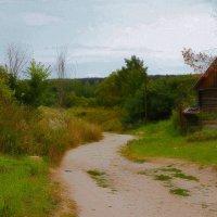 дорога домой :: ник. петрович земцов
