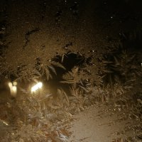"""""""мороз"""" рисует.... :: Анна Руденко"""