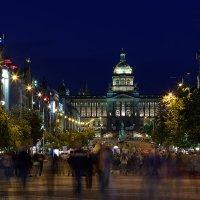 Ночная Прага :: Ростислав Бычков