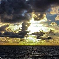 Скучаем по морю :: Эллина Филиппенкова