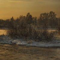 Острова середины зимы :: Александр | Матвей БЕЛЫЙ