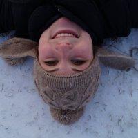 Первый снег) счастье) :: Кристина Воробьева