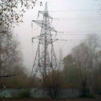 Туман :: Сергей Сухумский