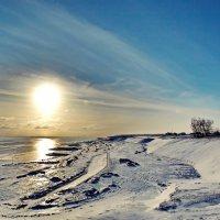 Зимушка - зима!!! Черное море в феврале... :: Александр Вивчарик