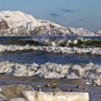 Море волнуется :: Геннадий Валеев