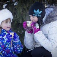 Зимняя прогулка :: Дмитрий Мантуш