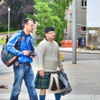 Шотландские мотивы.... :: Ирина Кеннинг