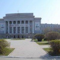 Здание УПИ, г.Екатеринбург :: Евгений Никулин