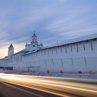 Спасо-Преображенский монастырь. Ярославль :: Антон Лебедев