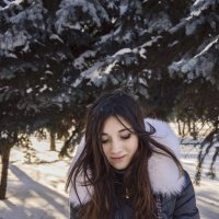 Зима :: Александр Кузин